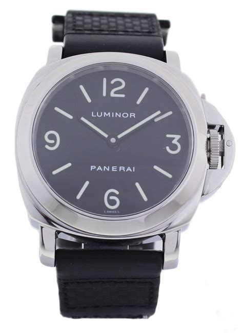 panerai luminor firenze 1860 stahl limited edition ref