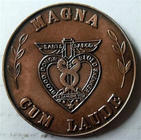 bid or bay other sabs magna laude medallion was sold for