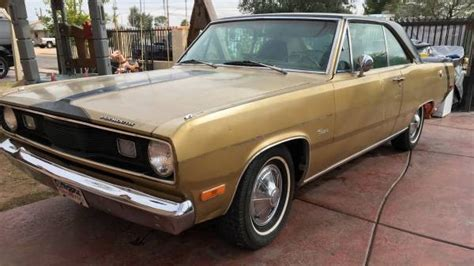 clean  original  plymouth scamp