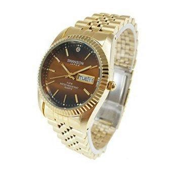 Jam Tangan Tetonis Made In Japan harga macyskorea swanson japan swanson mens gold day
