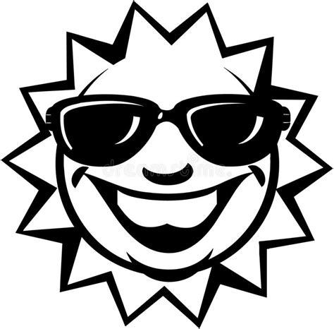clipart occhiali esponga al sole con il clipart di vettore fumetto
