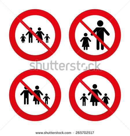 be the parent stop banning seesaws and start banning snapchat strategies for solving the real parenting problems virtues strategies for solving the real parenting problems books no ban stop signs family two stock vector 265702517