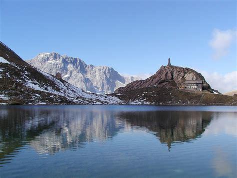 le lago alpi carniche