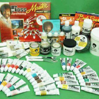bob ross painting kit the world s catalog of ideas
