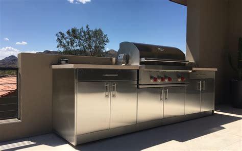 Kitchen Cabinets Scottsdale Az | outdoor kitchen cabinets in scottsdale arizona steelkitchen