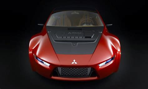 mitsubishi supercar concept mitsubishi concept ra photo on automoblog net