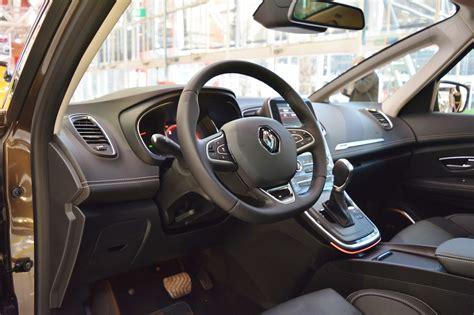 renault grand scenic 2017 interior 2017 renault grand scenic interior at 2016 bologna motor