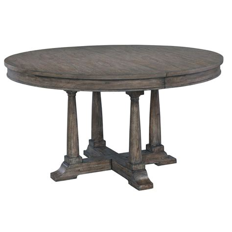 hekman 2 3521 lincoln park dining table discount