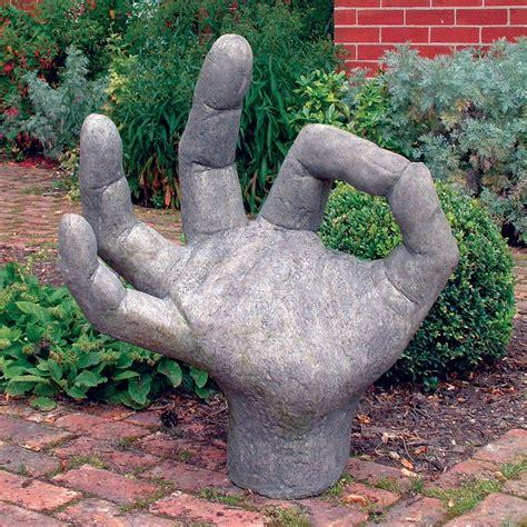 garden sculpture ok statue large garden sculpture s s shop
