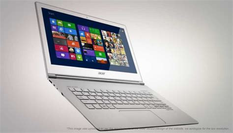 Laptop Acer Aspire S7 Ultrabook Acer Aspire S7 Ultrabook Price In India Specification Features Digit In