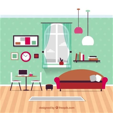 Living Room Vector Images Living Room Vectors Photos And Psd Files Free