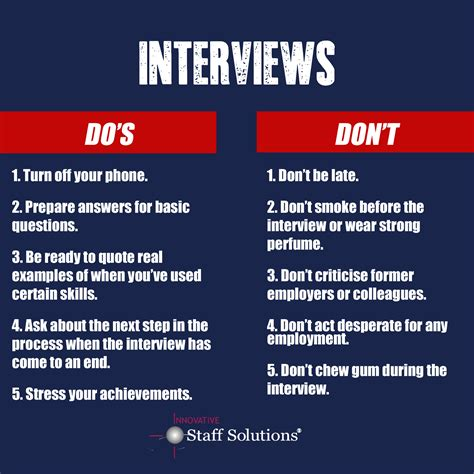 interview questions do s and don ts hrsimple com