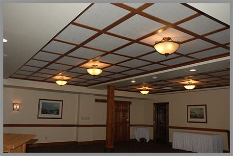 Drop Ceiling Tiles Installation by The Pros And Cons Of Ceiling Tiles The Reno Pros