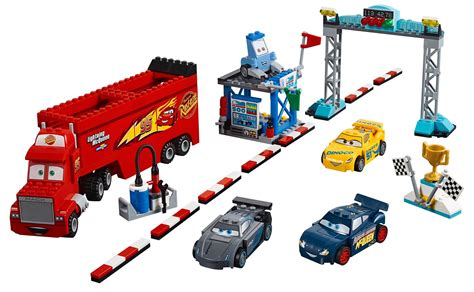 Sale Lego 10745 Cars Florida 500 Race Resealed Box lego juniors cars 3 florida 500 race 10745