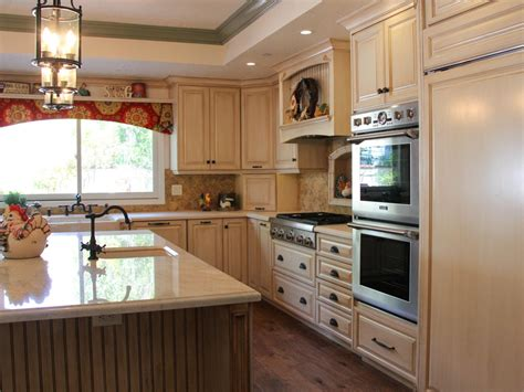 Photo Page Hgtv Two Wall Kitchen Design