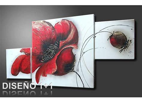 cuadro de bonificaciones para discapacitados 2016 cuadro flores pintado a mano con acr 237 lico sobre lienzo