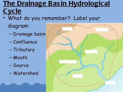 drainage basin system diagram the drainage basin