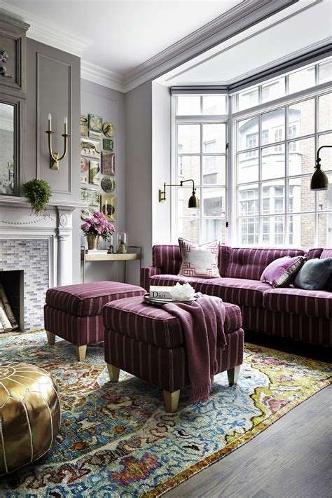 classic west village townhouse   calming grey