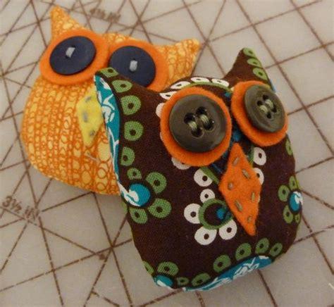 owl pincushion template scrappy owl pincushion