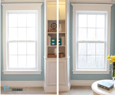 Trim Around Windows Inspiration How To Install Window Trim Pretty Handy