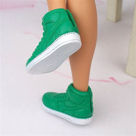 new design doll shoes new 1pair fashion doll shoes sneakers shoes for prince ken