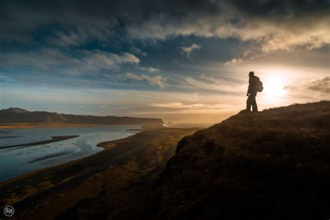 foto pemandangan keren alam islandia  memanjakan mata