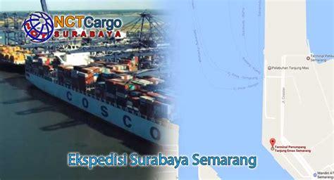 Expedisi Surabaya ekspedisi surabaya semarang bersama nct jasa pengiriman