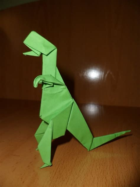 Origami Dinosaur Diagrams - 10 best images about origami dinos on