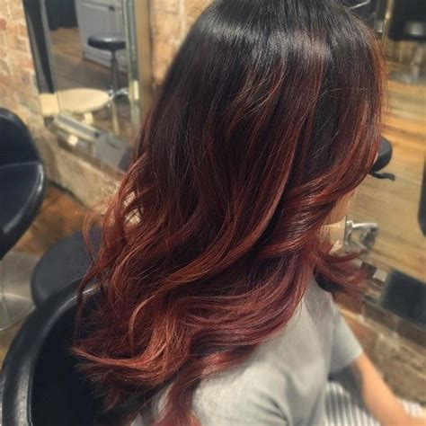 light mahogany brown hair color with what hairstyle it s all the rage mahogany hair color