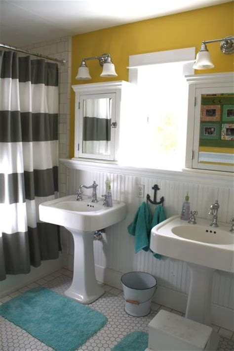 kids bathroom color ideas best colors for your home bright yellow diy