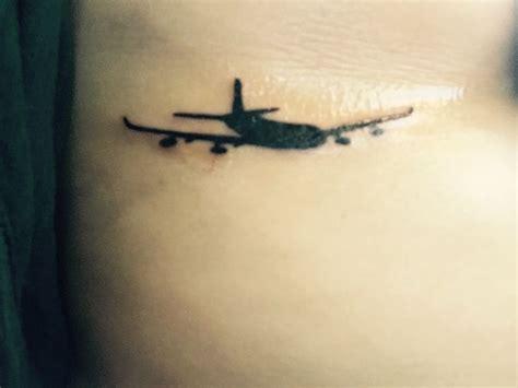 plane tattoo pinterest airplane tattoo on my rib signifies my desire to travel