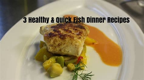 Healthy Fast Dinner Spiced Fish by 3 Healthy Fish Dinner Recipes Worldwide Aquaculture