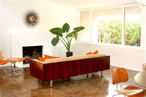 mid century modern interior tricks interpreting
