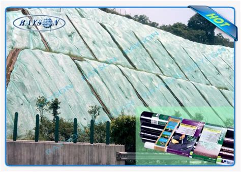 Landscape Fabric Permeability Water Permeable Non Woven Landscape Fabric Uv Protection