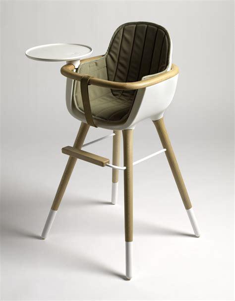 chaise haute ovo chaise haute pour b 233 b 233 micuna ovo avec coussin assorti