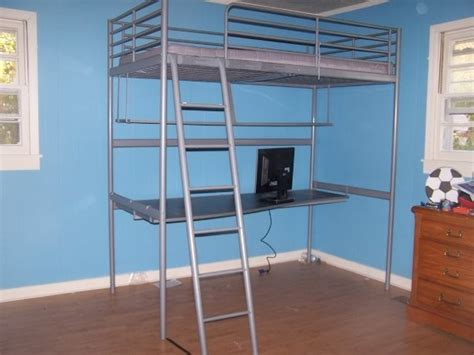 bunk bed with desk ikea bunk beds with desk ikea purple ikea loft bed for