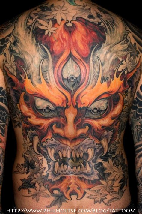 hannya mask tattoo colour meaning 39 best hannya mask tattoos images on pinterest hannya