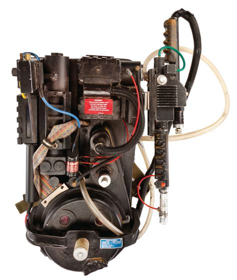 Proton Pack by Proton Pack Lineage Ghostbusters Fans