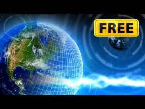 luxury spinning earth background free download link