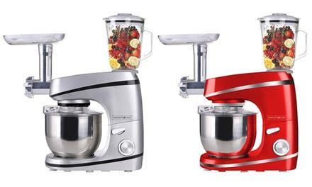 offerte robot cucina robot da cucina royalty line 3 in 1 in 3 colori