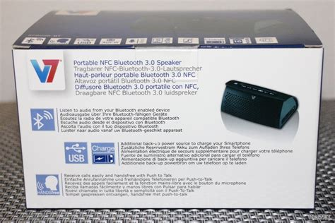 erste bank der oesterreichischen sp v7 bluetooth lautsprecher mit powerbank im test sp6000 bt