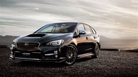 2016 Subaru Levorg Sti Sport Wallpapers Hd Images