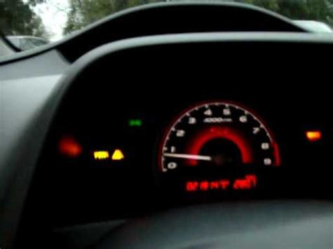 2008 accord warning lights autos weblog