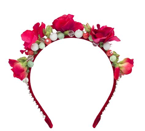 snapchat flower crown png hd png mart
