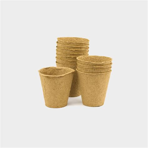 Paper Pots - buy organic sprouting seeds