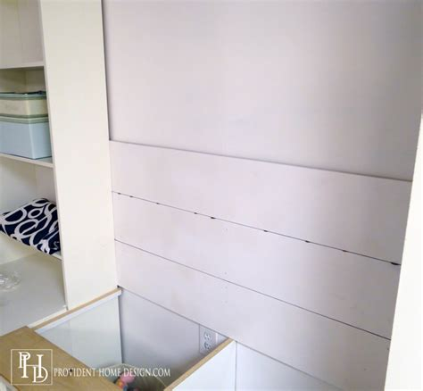 How To Hang Shiplap How To Install Shiplap Provident Home Design