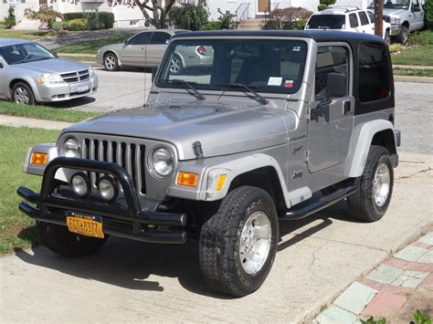 Of Jeep 2002 Jeep Wrangler Pictures Cargurus