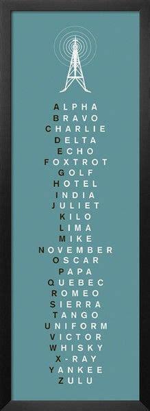 printable alphabet jive 25 best ideas about phonetic alphabet on pinterest