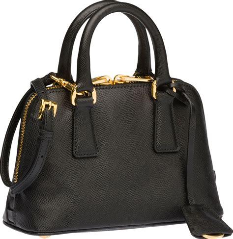 On Our Radar Prada Resort Shoes And Handbags by Prada Saffiano Leather Mini Bag Bragmybag