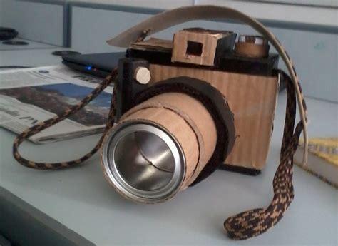 cara membuat mobil dari kotak kardus cara membuat kamera dari kardus sugandasu